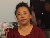 市民代表赵玲<br>谈哈尔滨市惠民工程带来的变化