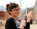 陈小溪带您走进《人与社会》演播室