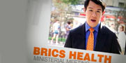 James Chau at BRICS Health 2011