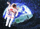China´s First Spacewalk-An Epic Journey to the Universe