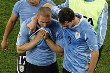 Uruguay beaten by Netherlands, failing to reach final