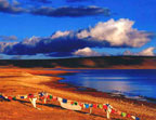 Mother of holy lakes- Mapham Yutso <br><br>