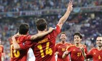 <center>西班牙2-0法国</center>