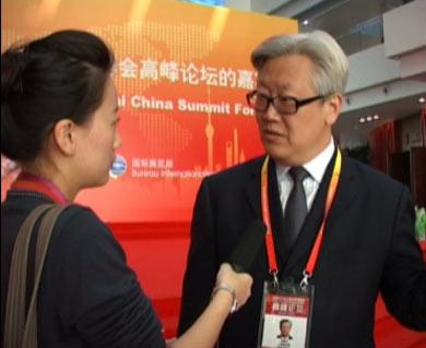 专访上海世博会主题演绎顾问吴建中