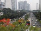 <font color=blue>[1962]</font><br>Jakarta, capitale indonésienne