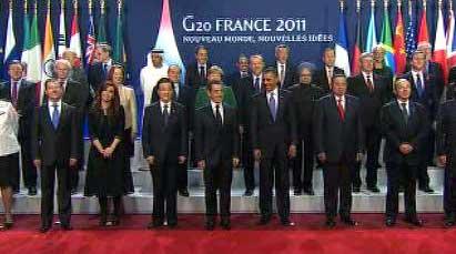 <FONT COLOR= BROWN><H2> Emission speciale du CCTV :Photo de famille du G20</FONT></H2>