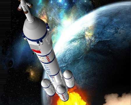 Lancement du Shenzhou VIII
