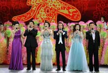 <font color=red>Gala de la Fête du Printemps de CCTV</font>