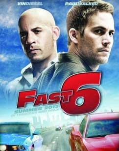 《速度与激情6》