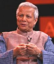 穷人银行家<br>尤努斯——孟加拉国格莱珉银行创始人