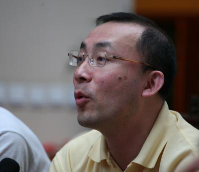张永琪:环球天下教育科技集团总裁