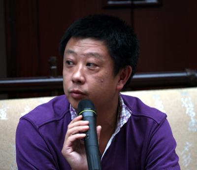 张  勇:海底捞餐饮有限公司董事长