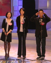 李连杰和他的壹基金团队