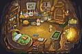 《摩尔勇士》游戏场景地图