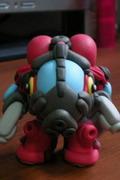玩家原创《星际争霸2》泥塑:死神鱼人宝宝