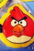 手巧!热门小游戏《愤怒的小鸟》被做成了食品