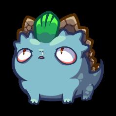 丛林绿蜥蜴