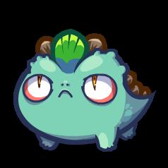 火刺眼蜥蜴