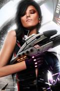 2011压轴大作《质量效应3》精美同人作品