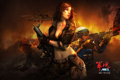 中国人的机甲战争网游《MKZ军魂》游戏壁纸