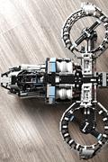 玩家制作星际2模型:钢铁女妖震撼来袭