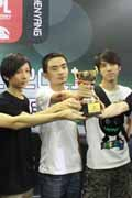 CPL2011中国线下总决赛颁奖图