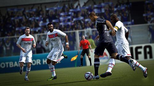 GC11:《FIFA 12》最新PC版游戏截图公布