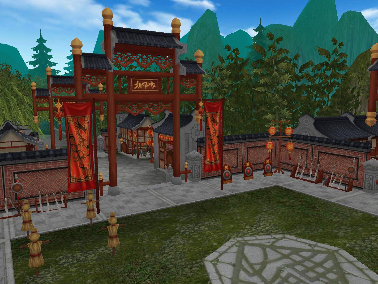 《天堂梦》游戏图片4