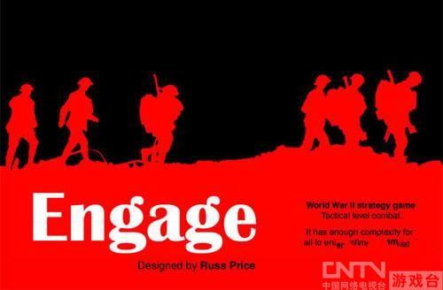 游戏测评:《Engage》 二战题材独立无骰战斗_