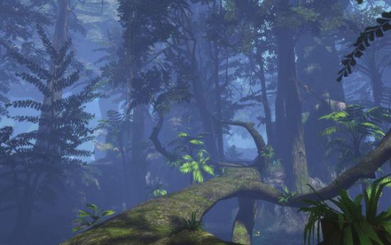 久游9月将发布3D玄幻大作玄天之剑 官网上线