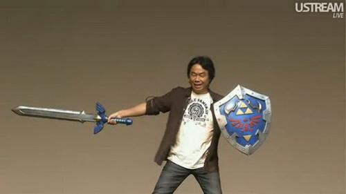 《塞尔达传说:天空之剑》发售日公布