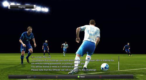TGS11:《实况足球2012》截图欣赏