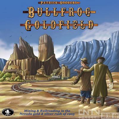 Numbskull公司发铁路建设游戏《Bullfrog