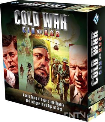 《冷战:中情局VS克格勃》欲出修订版