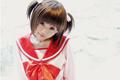 Neneko最新萌系少女 《To Heart2》柚原木实COS欣赏