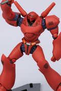 红色涂装OVA版战斗机种 PVC模型