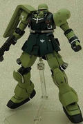 AMS-129 GEARA ZULU 精美模型赏