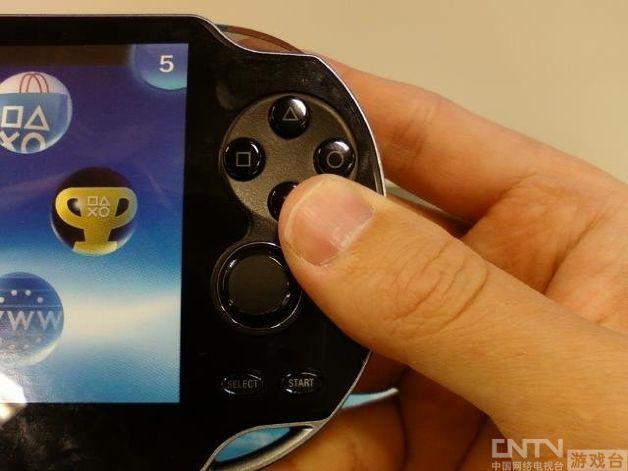 PSV掌机发售时初期不支持PS一代游戏