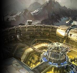 灾难世界中的震撼美丽 《战争机器》精美艺术图