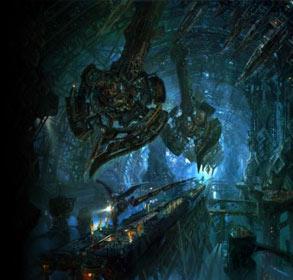 《最终幻想》原画设计师最新概念艺术作品赏