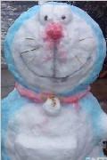 创意雪人大集合 初音、兔斯基亮瞎你的眼(一)
