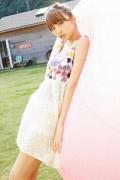 AKB48人气团员篠田麻里子萌力十足写真