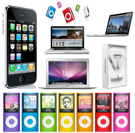 调查显示超过一半美国家庭拥有苹果产品