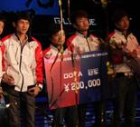 G联赛2011第三赛季DOTA比赛及颁奖图赏