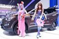 贝嫂柳岩风头被抢 北京车展惊现《梦幻西游》绝美cosplay