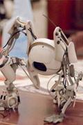 玩家自制《传送门2》Atlas 3D模型