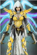 正义天使泰瑞尔(Tyrael)玩家作品专题