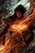 从万智牌至魔兽世界 资深画师Swanland画作赏