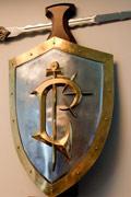 暴雪历年荣耀之剑欣赏:五年员工的奖品