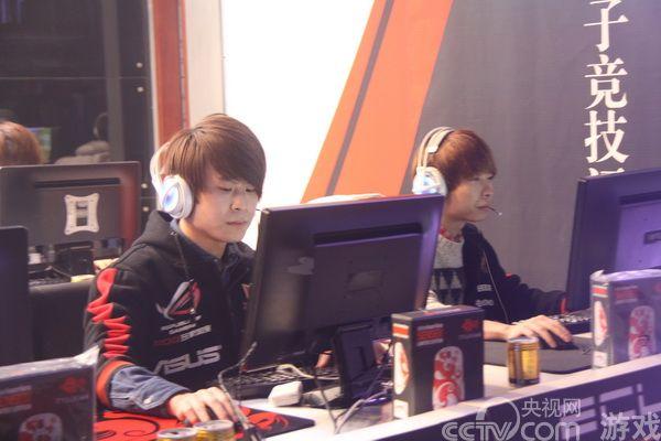 ECL2012年度总决赛 TyLoo和E/TENG现场图赏
